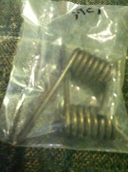 1 pair-  #1.75   Victor Coil Springs replacement for Victor,