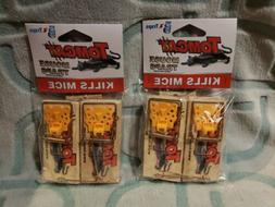 Tomcat 10 Pack Deluxe Wooden Mouse Trap