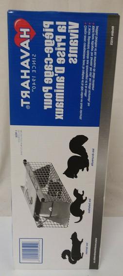 Havahart 1025 Live Catch Cage Trap For Chipmunks, Squirrels