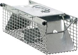 Havahart 1025 Small 2-Door Live Animal Trap – Ideal for ca