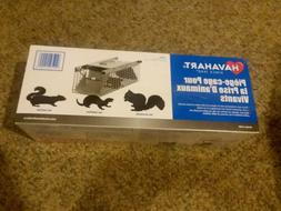 Havahart # 1025 Small 2-Door Live Animal Trap Ideal for Catc