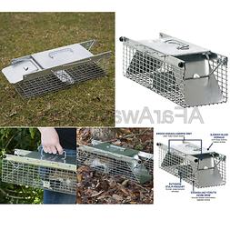 1025 small 2 door live animal trap