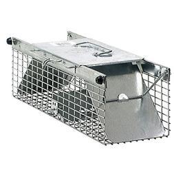 Havahart 1025 Small 2-Door Live Animal Trap � Ideal for ca