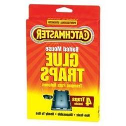 Atlantic Paste & Glue 104 4PK CatchMaster Mouse Glue Traps -