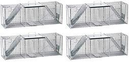 Havahart 1045 Live Animal Two-Door Raccoon, Stray Cat, Oposs
