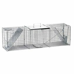 Havahart 1050 Live Animal Two-Door Large Raccoon and Opossum