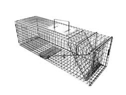 Tomahawk Live Trap 106.3 Long Opossum, Cat and Size Rigid Tr