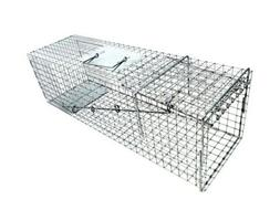 Tomahawk Live Trap 106F - Flush Mount Opossum Trap with One