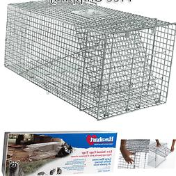 Havahart 1081 Live Animal Professional Style One-Door Large