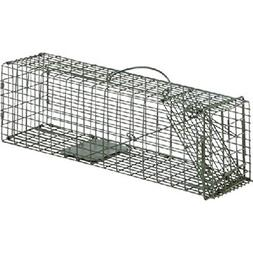 "Duke #2-1 1105 Humane Cage Trap 24"" X 7"" X 7"" Rabbits Large"