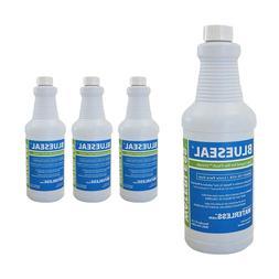 Waterless 1114 1-Quart BlueSeal Urinal Trap Liquid for no fl
