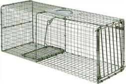"Duke Traps 1114 Heavy Duty Single Door Cage Traps 36"" x 15"""