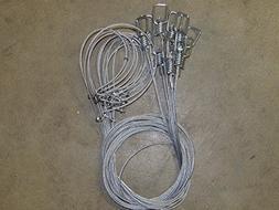 "12 Fox Pro Snares 60"" Micro Lock"