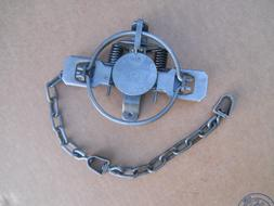 12 MONTANA 1.5 Special Coil Spring Traps, Montgomery Coon, M