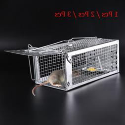 1PCS/3PCS Hunting Trap Cage Small Animal Alive Mouse Rabbit