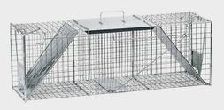 Havahart 2-Door Live Animal Cage Trap