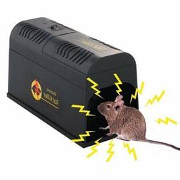 2018 Electrocute Electronic Rat Trap Mice Mouse Rodent Kille