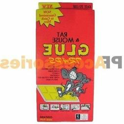 2x EXTRA LARGE Disposable Glue Traps Board for Mice Rats Mou