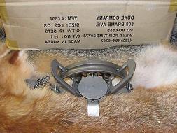 3 Duke #3 offset Coil Spring Traps  Beaver Fox Bobcat Coyote