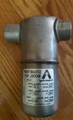 "Armstrong 3/4"" Steam Trap Model 1811 Part  number C5323-12 4"