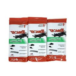 3 Each Tomcat 0362810 2 Pack Ready to Use Mouse & Rat Glue T