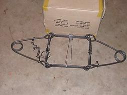 3 New Duke 330  animal body traps/Beaver/ Otter trapping new