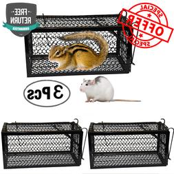 High Quality Rodent Cage Catch Trap for Rats Chipmunk And Sm