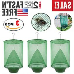 3 x the ranch fly trap reusable