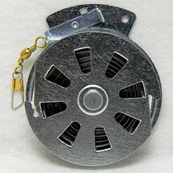3 Mechanical Fisher's Yo Yo Fishing Reels -Package of 3 Reel