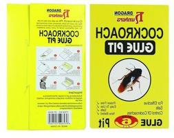 30 Cockroach Spider Bed Bug Scorpion Silverfish  Insect Trap