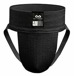 McDavid 3110 Classic Two Pack Athletic Supporter, Black, Lar