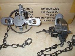 36 new traps 1 1 2 coil