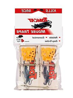 Tomcat 373312 Wooden Mouse Trap