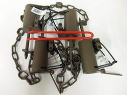 4 duke dog proof traps