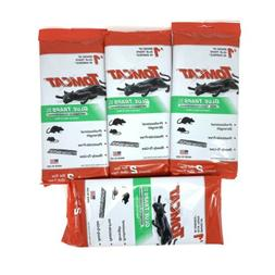 4 Each Tomcat 0362810 2 Pack Ready to Use Mouse & Rat Glue T