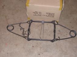 4 New Duke 330  animal body traps/Beaver/ Otter trapping new