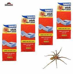 Terro Spider & Insect Glue Trap Non-Toxic Traps 4 pk ~ NEW