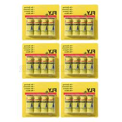 4 to 24 rolls insect bug fly