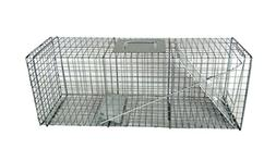 Neocraft 40050 2 Piece Animal Trap, Silver