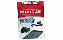 402 Baited Rat, Mouse and Snake Glue Traps Professional St
