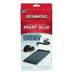 Catchmaster 402 Baited Rat, Mouse And Snake Glue Traps Profe
