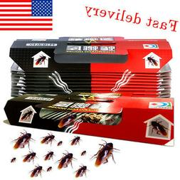 5-20 pcs Roach House Glue Traps Control for Cockroach Pest I