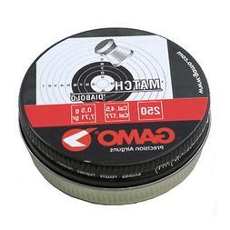 Gamo 632002554 Precision Match Pellets .22 Caliber Tin of 25