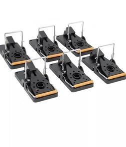 6X MOUSE TRAP - RAT TRAPS  SNAP MICE TRAPS - U.S SELLER  PAC