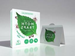 Clothes Moth Traps Safe Professional Pheromone Trap Non Tox