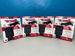 8 TOMCAT Mouse SNAP TRAPS No Touch Easy to Set Pet Friendly