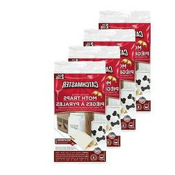 Catchmaster 812SD Pantry Pest Traps, 4 Pack of 2