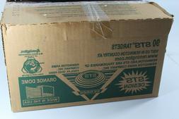 Remington 90 STS Orange Dome Clay Trap/Skeet Shooting Target