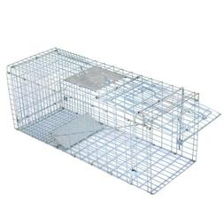 animal trap steel cage for small live