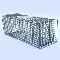 animal trap steel cage high sensitivity eco